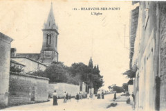 EGLISE-BEAUVOIR