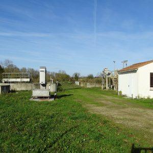 STATION D'EPURATION AU CORMENIER